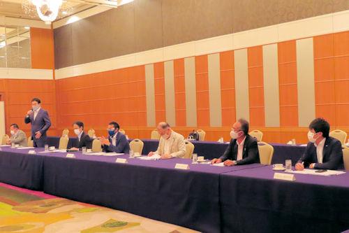 東三河地区 「地域連絡会議」